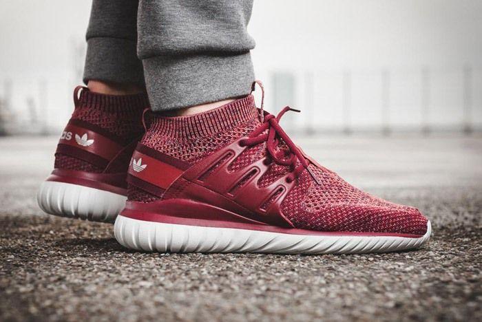 Adidas Originals Tubular Nova Pk Mystery Red