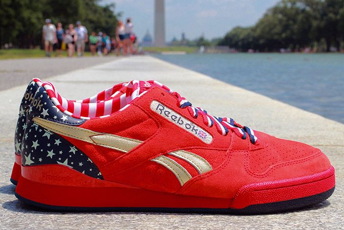 Major Reebok Phase 1 Usa Independence Day 2