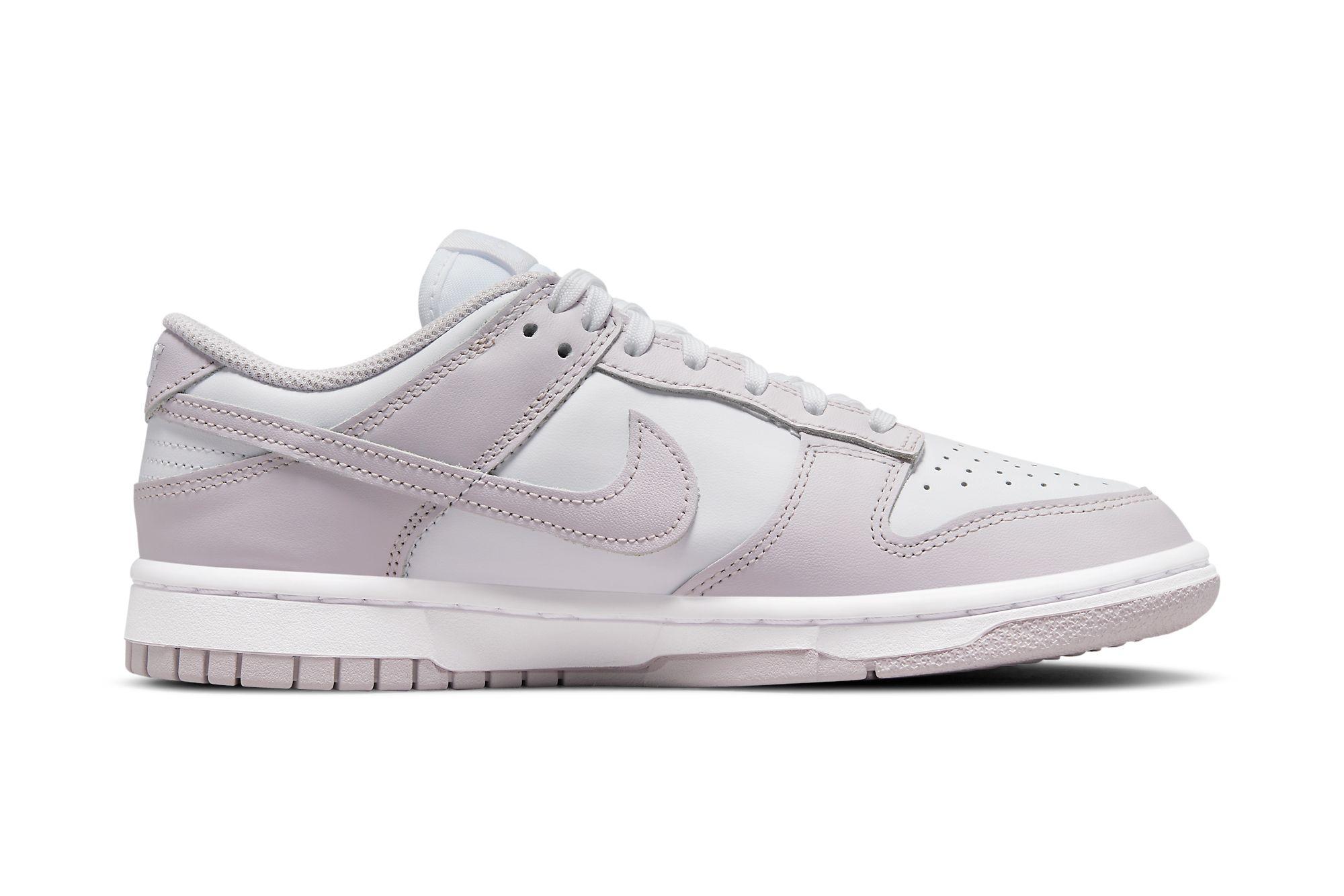 Nike Dunk Low 'Light Violet'