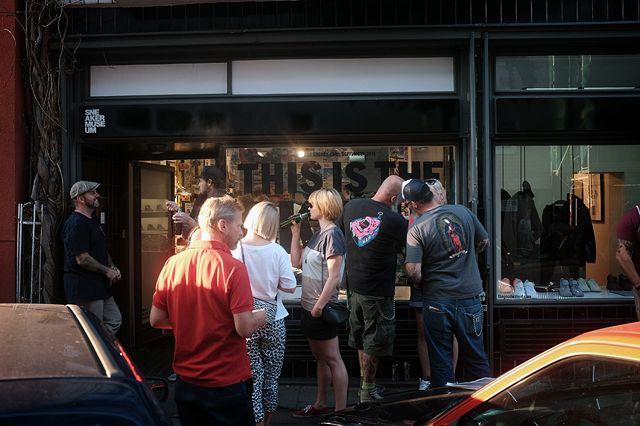 Sk8 Hi Vans Sneaker Exhibition12
