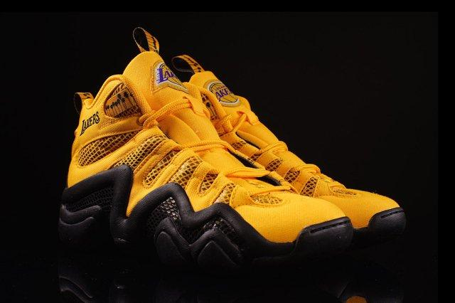 Adidas Crazy 8 Lakers 2