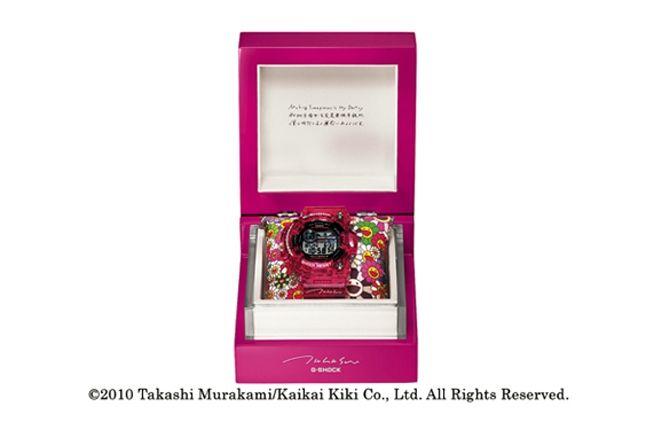 Takashi Murakami G Shock 3 1