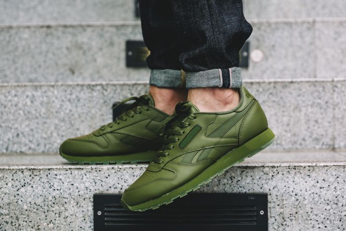 Reebok Classic Leather Solids Italy Pack