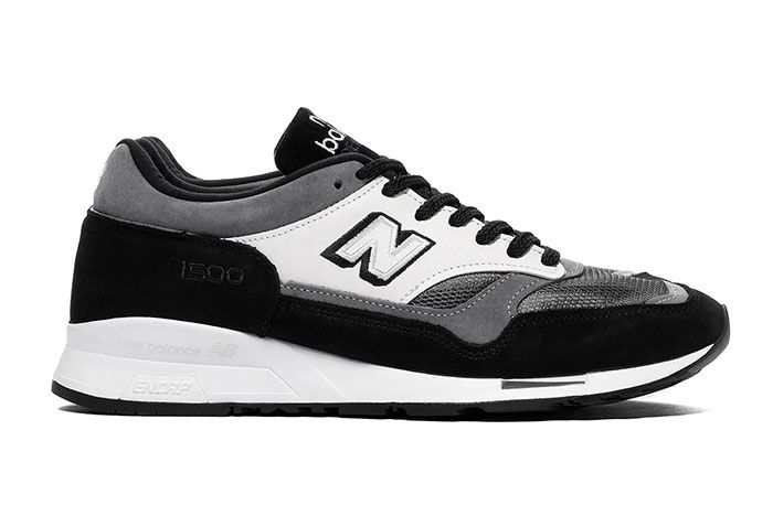 Junya Watanabe Man New Balance M1500 Black Grey White Release Information1