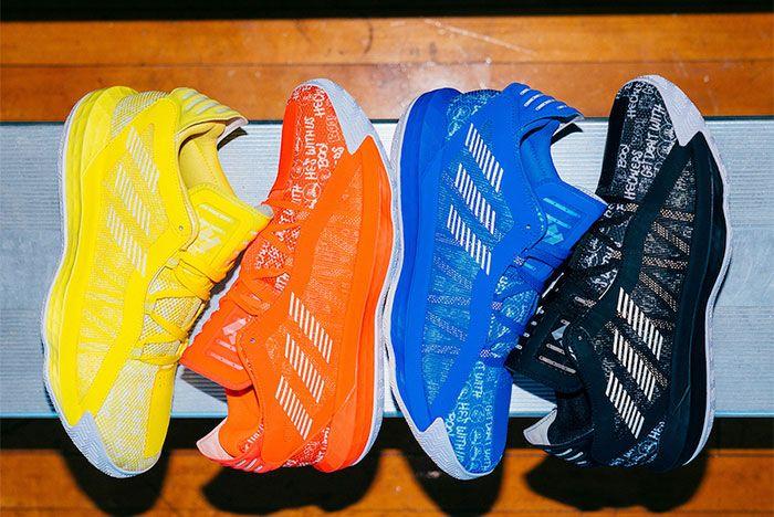 Adidas Dame 6 Hecklers Mid
