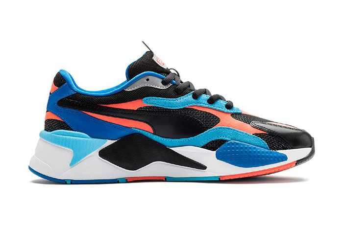 Puma Rs X Cubed Level Up White Lime Punch Black Hot Coral Release Information 34