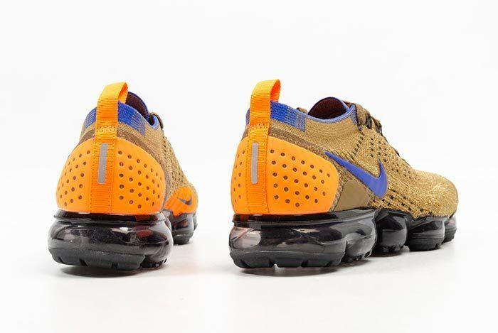 Nike Air Vapormax Flyknit Golden Beige 4