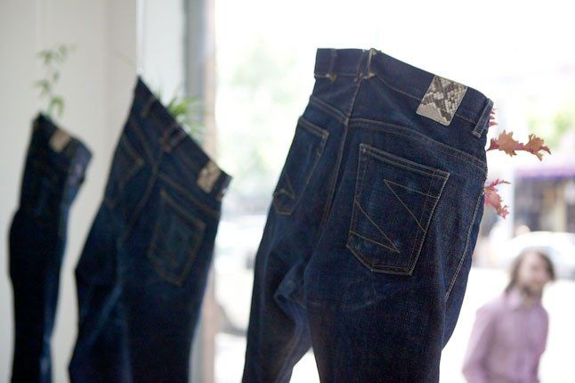 Denim Up There Store 1