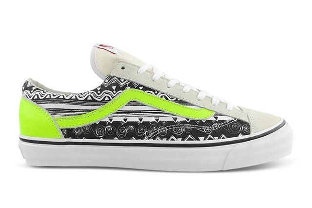 Stussy Vans Spring 2014 Collection 1
