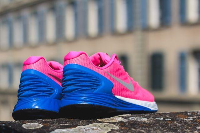 Nike Lunarglide 6 Gs Hyper Pink 3