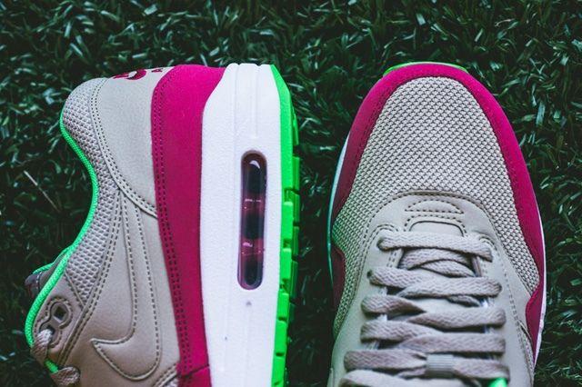 Nike Air Max 1 Bamboo Fuschia 2