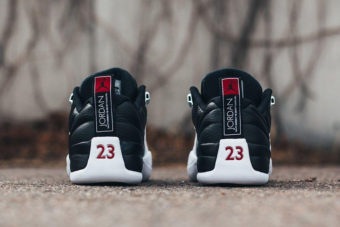 Air Jordan 12 Low Playoffs 2