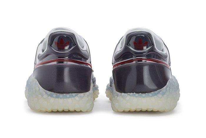 Craig Green Adidas Kamanda Dover Street Market Black Heel Shot