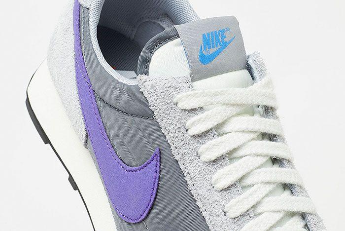 Nike Daybreak Sp Grey Purple Bv7725 001 Tongue Detail