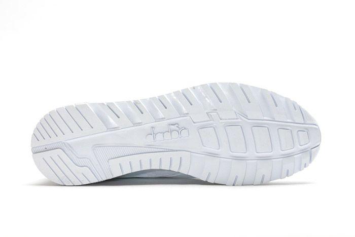 Diadora N9000 Mm Ii All White 2
