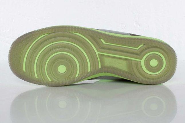 Nike Lunar Force 1 Fuse Granite Volt Outsole 1