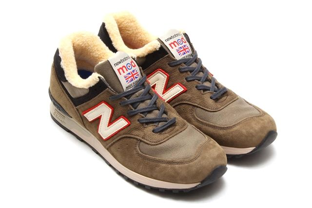 New Balance M576 Punk Mod Pack 4