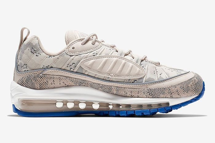 Nike Air Max 98 Snakeskin Camo Ci2672 100 5 Side