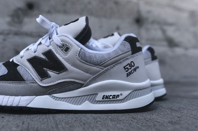 New Balance 530 White Grey 4