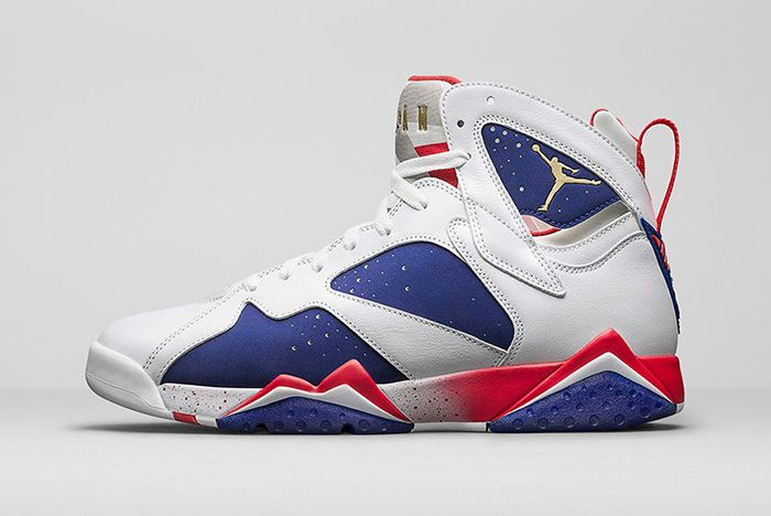 Air Jordan 7 Olympic Alternatefeature 1