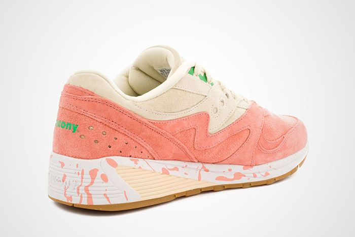 Saucony Grid 8000 Lobster 4