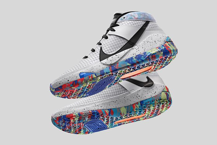 Nike Kd 13 White Navy