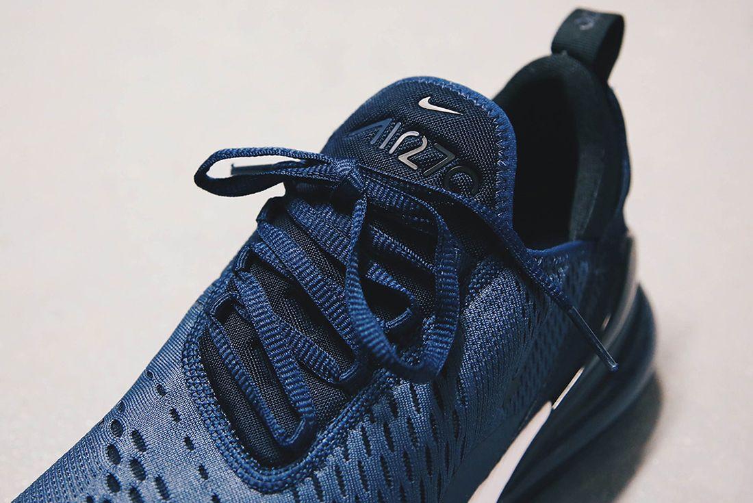 Nike Air Max 270 Midnight Navy Sneaker Freaker 2