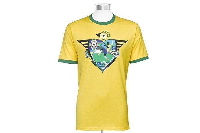 Umbro World Cup Champions Brazil Fernando Chamarelli 1 1