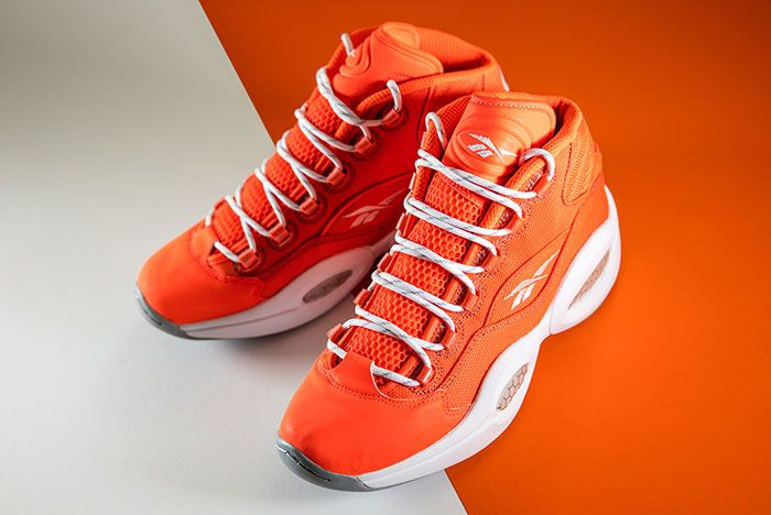 Reebok Question Mid Only The Strong Survive 2