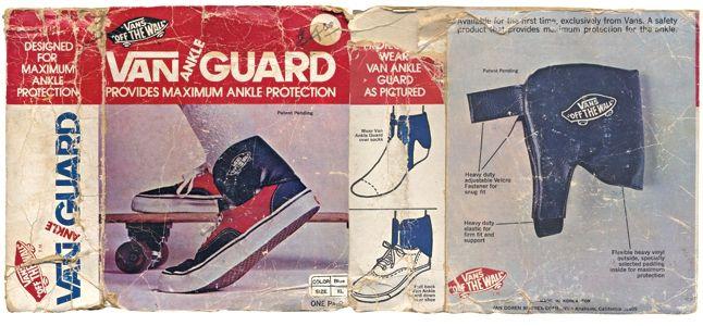 Tony Hallam Vintage Skate 9
