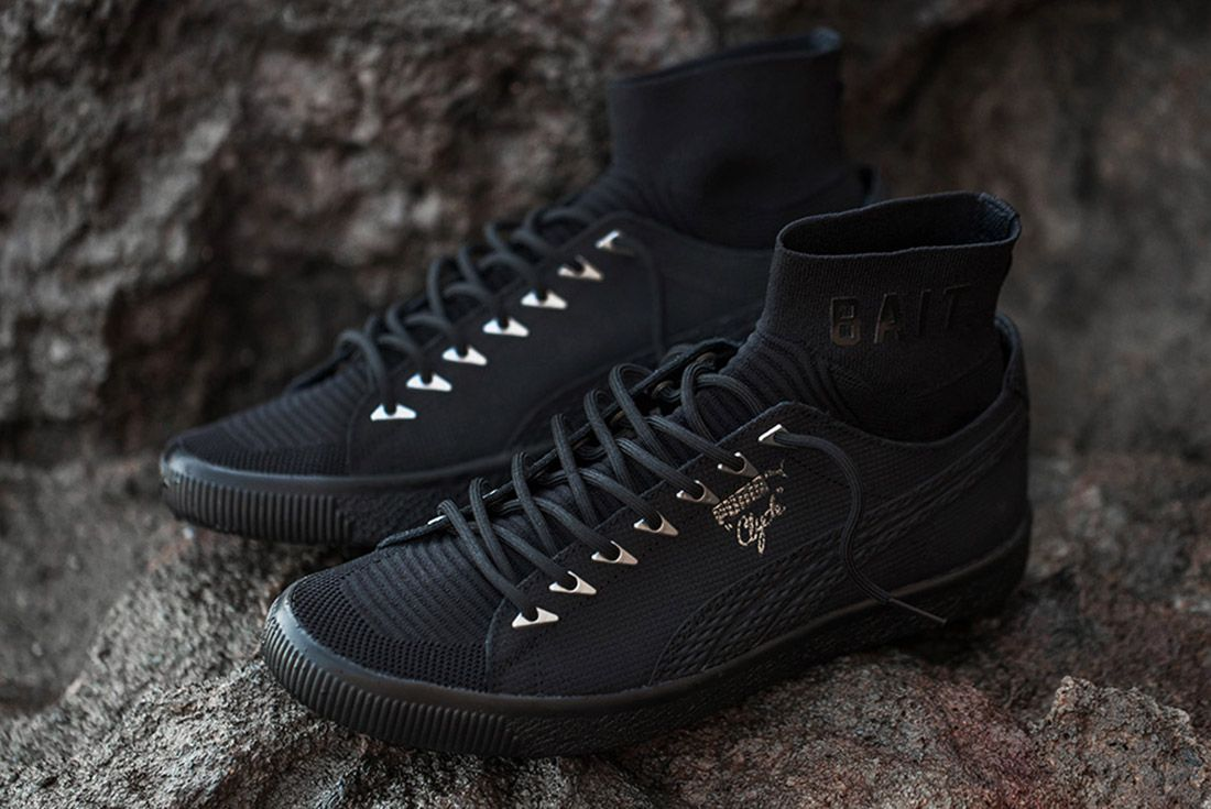 Bait Black Panther Puma Clyde Sock 7