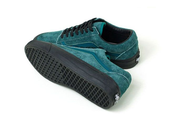 Maiden Noir X Vans Brushed Suede Pack 1