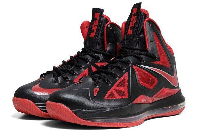 Nike Lebron 10 Bred 1