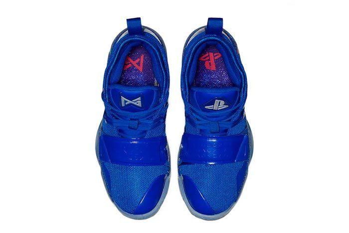 Nike Pg 2 5 Playstation Blue 4