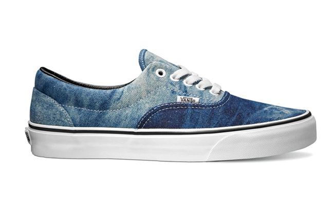 Vans Classics Era Acid Denim Blue Spring 2013 1
