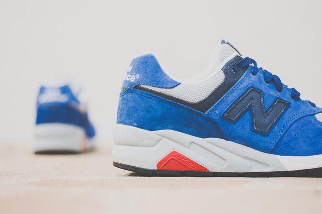 New Balance 572 Bg Blue 3