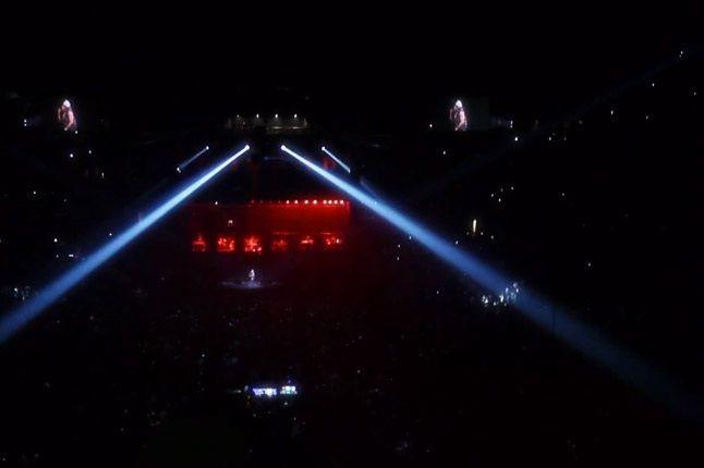 Jay Z Barclays Arena Pan 1