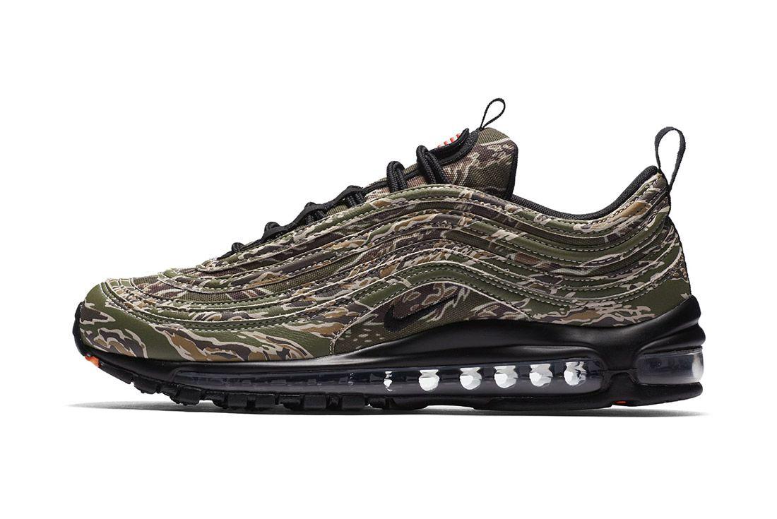 Nike Air Max 97 Country Camo Usa Sneaker Freaker 3