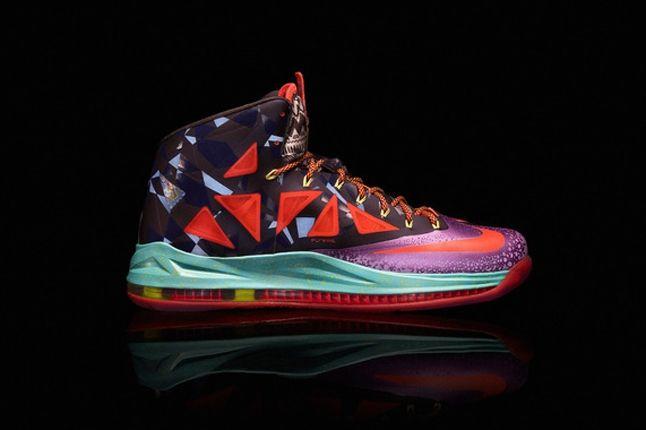 Nike Lebron James X Mvp Profile 2 1