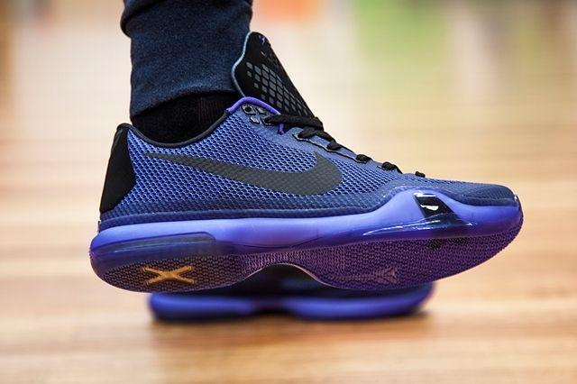 Nike Kobe X Blackout 4