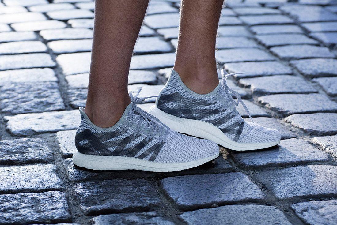 Adidas Futurecraft Mfg Speedfactory Boost On Foot 3