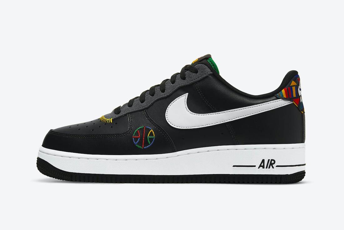 Nike Air Force 1 'Live Together, Play Together'