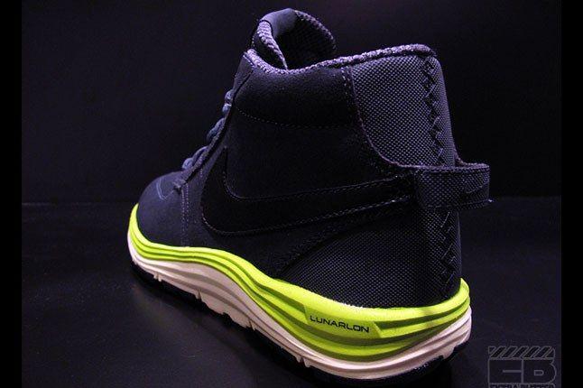 Nike Lunar Braata Mid Purple 1
