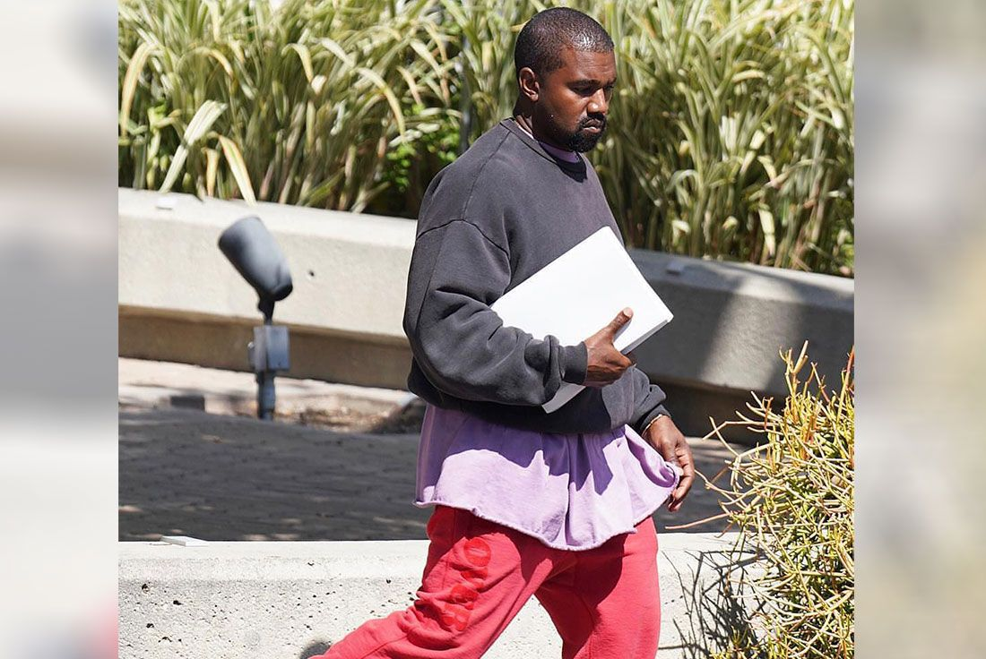 Kanye New Yeezys