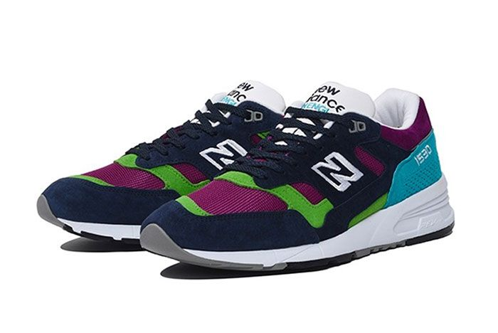 Billys New Balance Mtl575Lp M1530Lp Multi Blue Info3