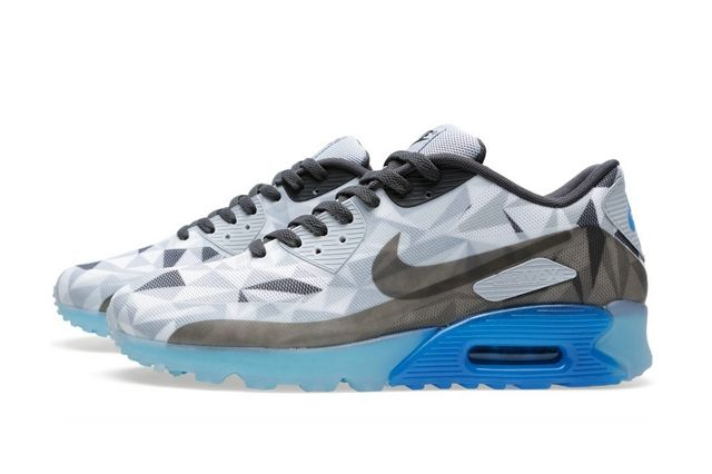 Nike Air Max 90 Ice Wolf Grey Anthractie 4