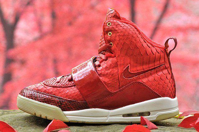 Jbf Customs Nike Air Yeezy 1 Red October 3