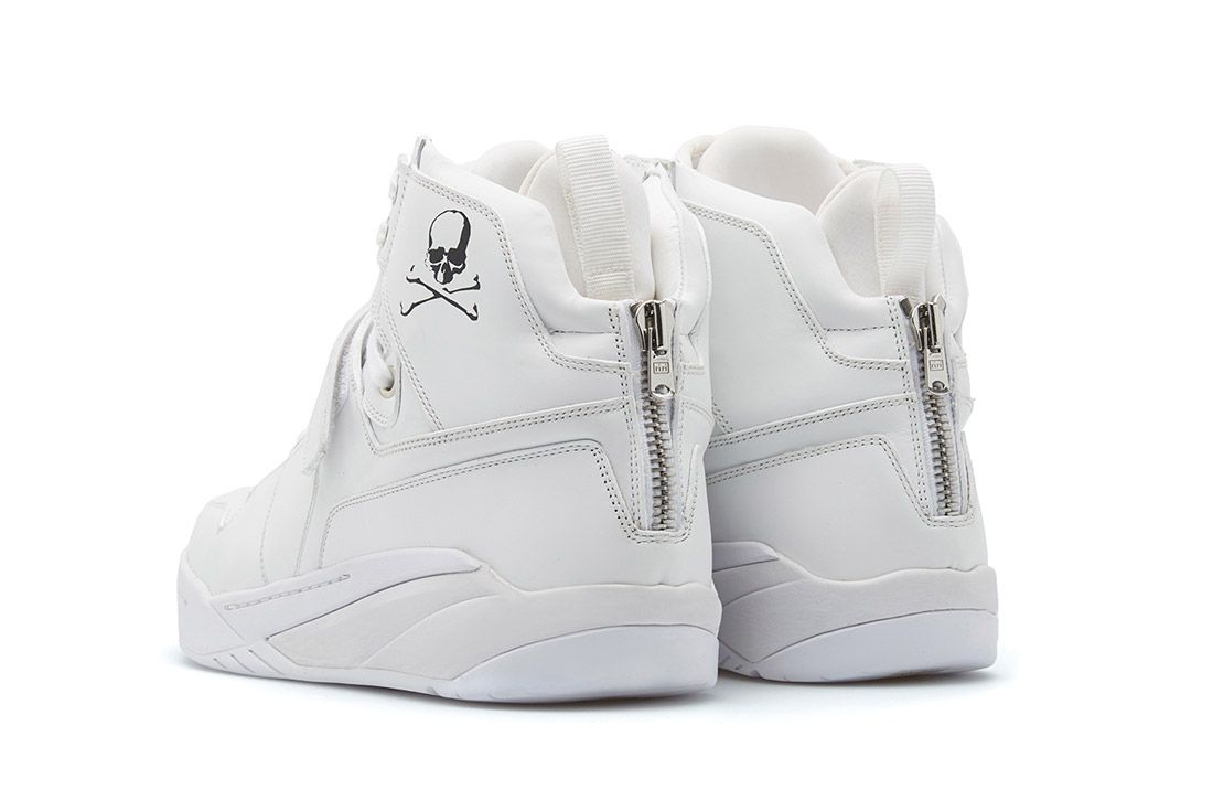 Search Ndesign X Mastermind Ghost Sox Sneaker Freaker White 8