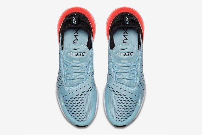 Nike Air Max 270 Ocean Bliss Sneaker Freaker 4