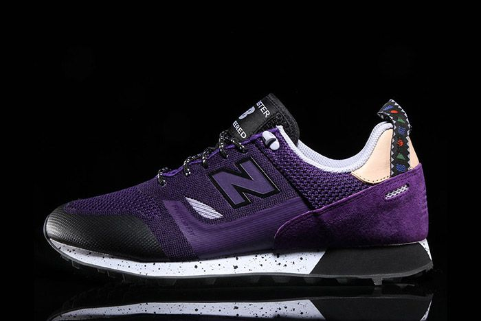 New Balance Trailbuster Reengineered Purple 5